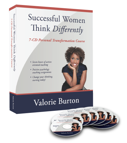 Successful Women Think Differently CD Set