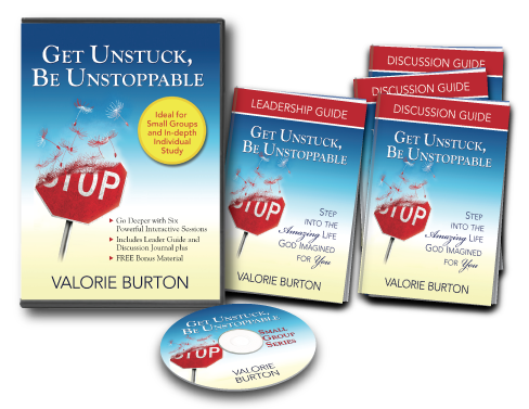 Get Unstuck, Be Unstoppable 6-Session DVD