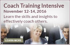 Coach Training Intensive
