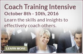 Coach Training Intensive
